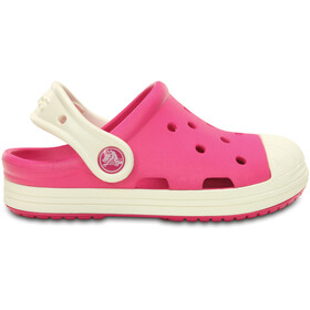 Crocs Bump It Clogs Kids Candy Pink/Oyster